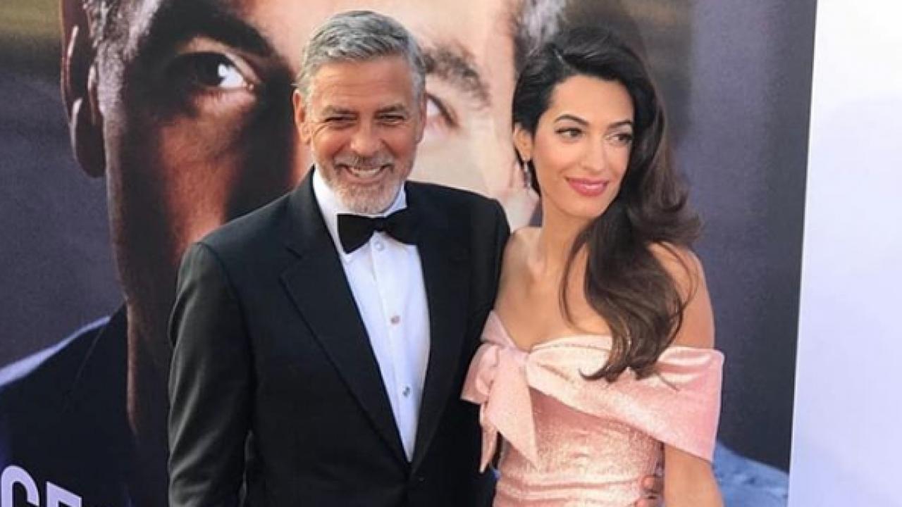 Clooney: Her gün ağlıyorum
