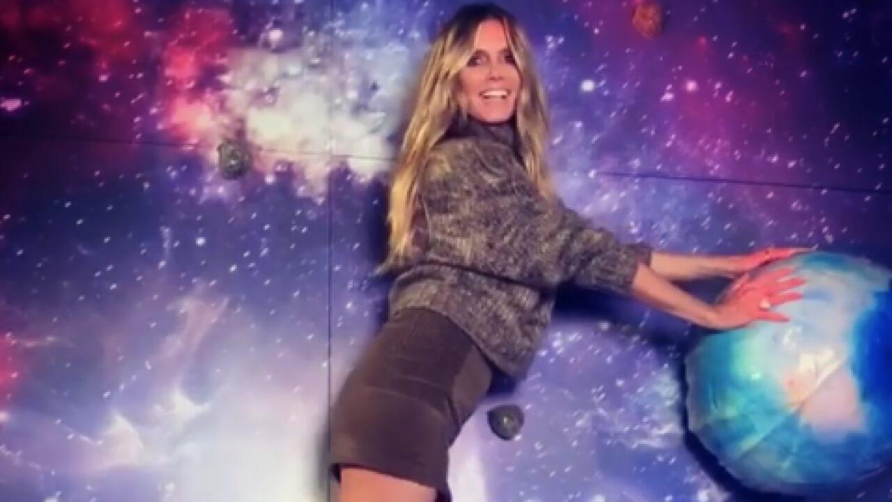Heidi Klum Neue Frisur Zur Aktuellen Staffel Von Gntm Karnaval Com
