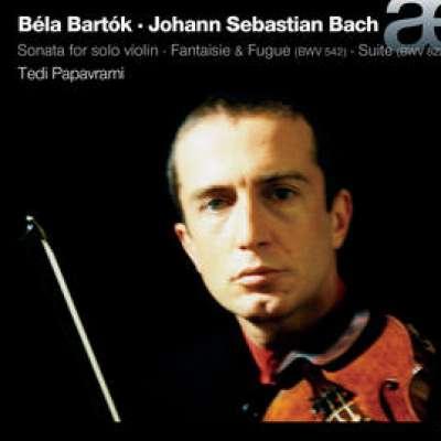 Bela Bartok  J.S. Bach Papavrami