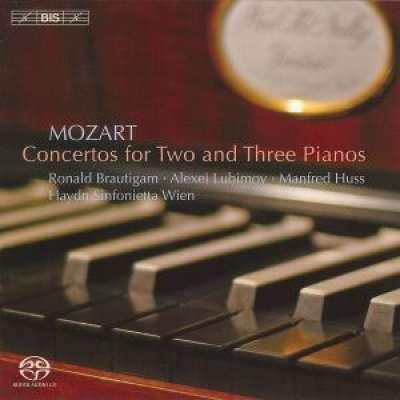 Mozart : Concerto for 2 Pianos