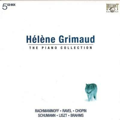 Helene Grimaud – The Piano Collection