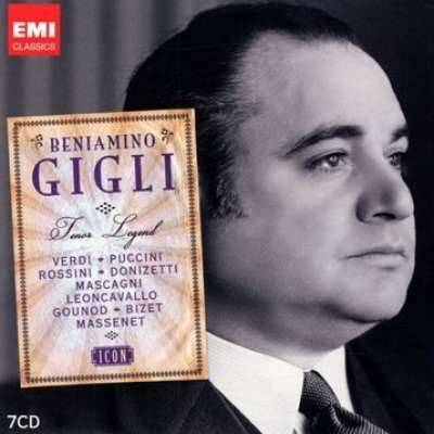 Beniamino Gigli :Tenor Legend
