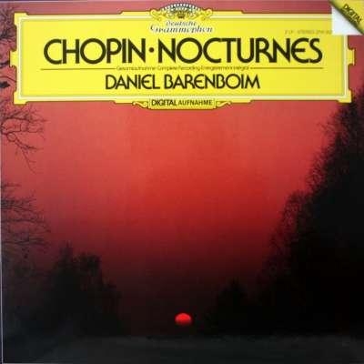 Complete Nocturnes Chopin / Barenboim