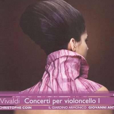 Vivaldi: Concerti Per Violoncello 1