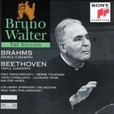 Bruno Walter Edition - Brahms