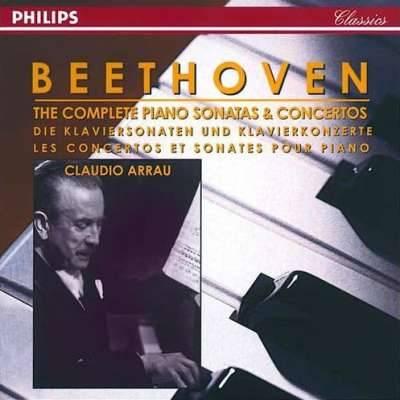 The Complete Piano Sonatas and Concertos