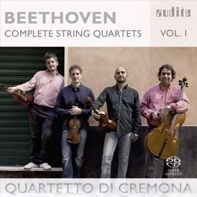 Beethoven: Complete String Quartets Cremona Quartet