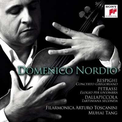 Domenico Nordio - Respighi, Petrassi, Dallapiccola