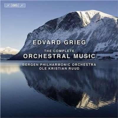 Edvard Grieg - The Complete Orchestral Music
