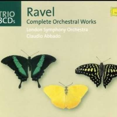 Ravel: The Complete Orchestral Works