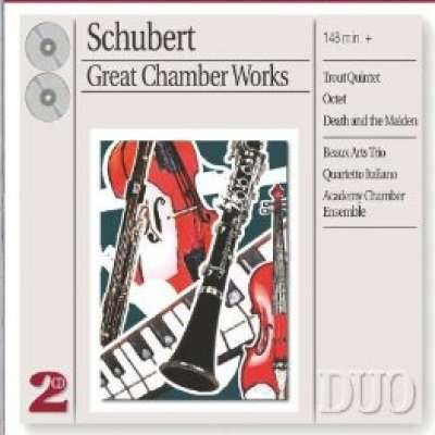 Schubert: Great Chamber Works