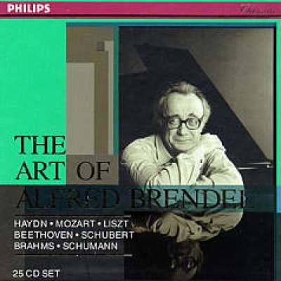 THE ART OF ALFRED BRENDEL
