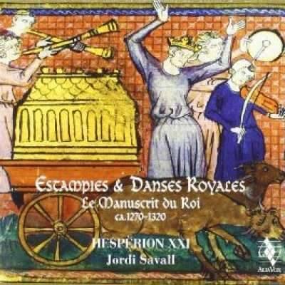 Estampies Danses Royales - La Manuscrit De Roi