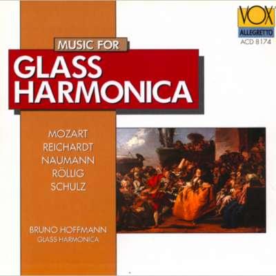 Glass-Armonica, Clasica De Cristal