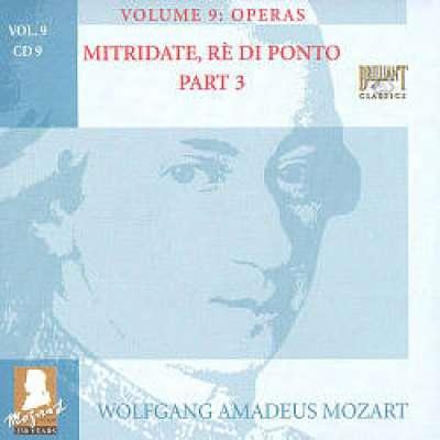 Mozart: Complete Works, Vol.9 - Operas
