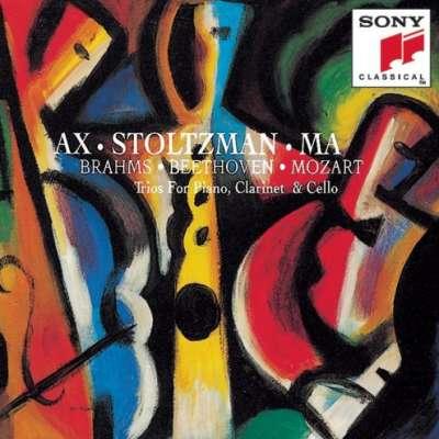 Ax, Stoltzman, Ma : Brahms, Beethoven,