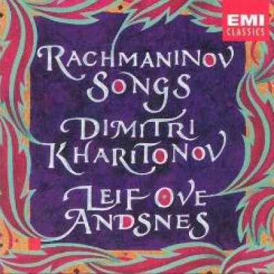 Rachmaninov Songs - Dimitri Kharitonov