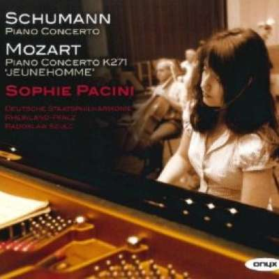 Schumann and Mozart: Piano Concertos Pacini