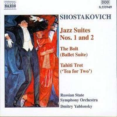 Shostakovich - Jazz Suite No. 1