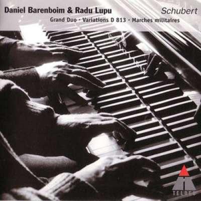 Schubert, Barenboim, Lupu