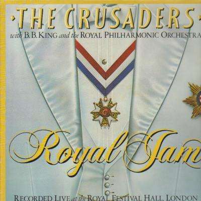 The Crusaders with The B.B.King and The Royal Philarmonic Orchestra