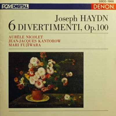 Haydn: 6 Divertimenti, Op. 100
