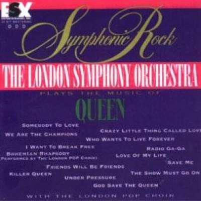 The London Symphony Orchestra Plays The Music Of Queen