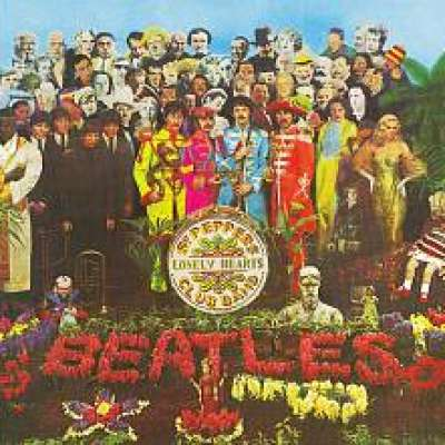 SGT PEPPER S LONELY HEARTS CLUB BAND (REPRISE) (BEATLES)