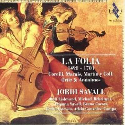 LA FOLIA, 1490-1701