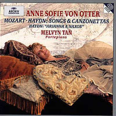 Mozart, Haydn: Songs and Canzonettas
