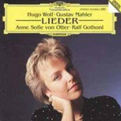 Wolf, Mahler: Lieder, Otter