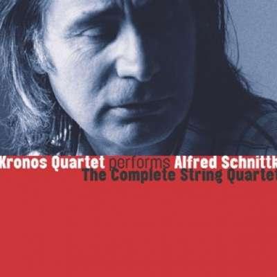 Kronos Quartet Performs Alfred Schnittke: The Complete String Quartets