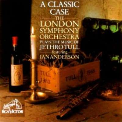 THE LONDON SYMPHONY ORCHESTRA PLAYS JETHRO TULL: A NEW DAY YESTERDAY - A SYMPHONIC EXPERIENCE