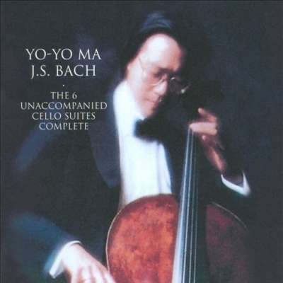 J. S. Bach: The 6 Unaccompanied Cello Suites Complete