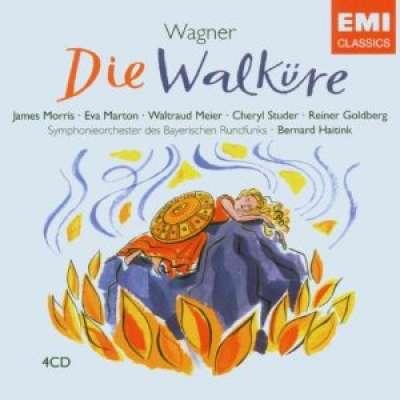 Wagner - Die Walkure Bernard Haitink
