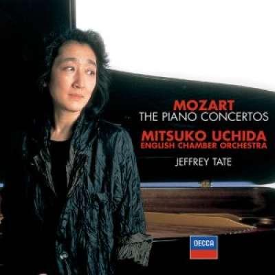 Mitsuko Uchida English Chamber Orchestra Jeffrey Tate