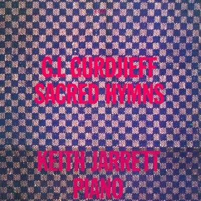 Sacred Hymns Jarrett - Gurdjieff