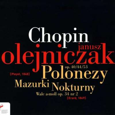 Mazurkas, Waltzes, Polonaises, Nocturnes