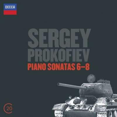 Sergei Prokofiev Piano Sonatas