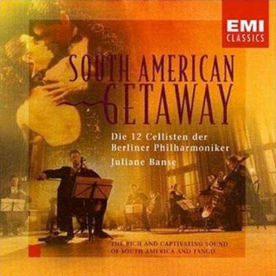South American Getaway 12 Cellists Of Berlin Philarmonic
