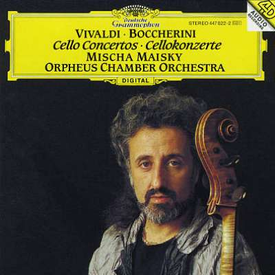 VIVALDI, BOCCHERINI CELLO CONCERTOS
