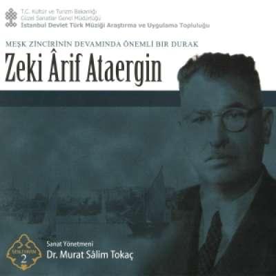 Zeki Arif Ataergin Eserleri