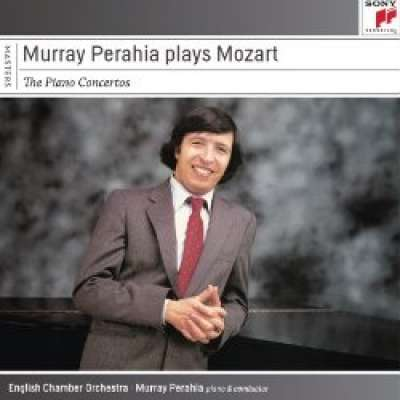 Mozart The Piano Concertos Murray Perahia