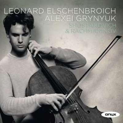 Leonard Elschenbroich, Alexei Grynyuk, Shostakovich and Rachmaninof