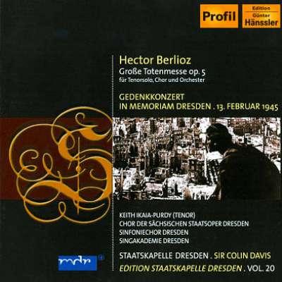 Hector Berlioz Grosse Totenmesse, Op.5
