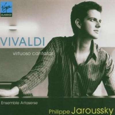 Vivaldi Virtupso Cantatas Ensemble Artaserse