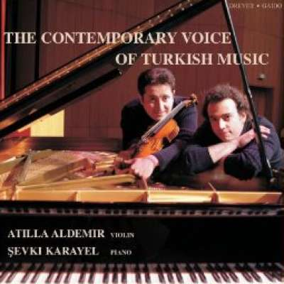 The Contemporary Voice of Turkish Music