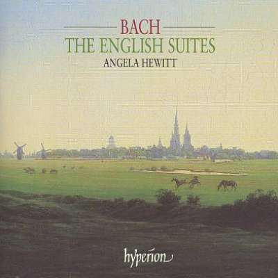 The English Suites - Angela Hewitt