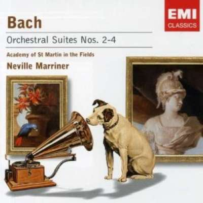 Bach: Orchestral Suites No.2-4
