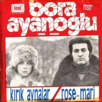 KIRIK AYNALAR / ROSE MARİ